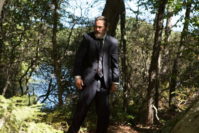 A Beautiful Day - You Were Never Really Here Joaquin Phoenix foto dal film 25