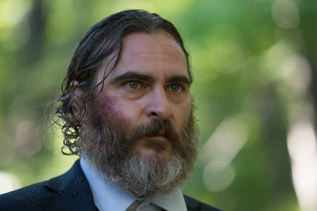 A Beautiful Day - You Were Never Really Here Joaquin Phoenix foto dal film 27