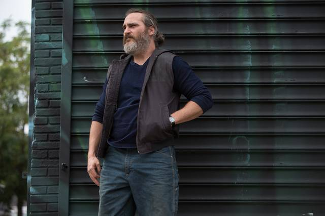 A Beautiful Day - You Were Never Really Here Joaquin Phoenix foto dal film 3