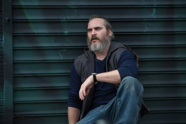 A Beautiful Day - You Were Never Really Here Joaquin Phoenix foto dal film 4
