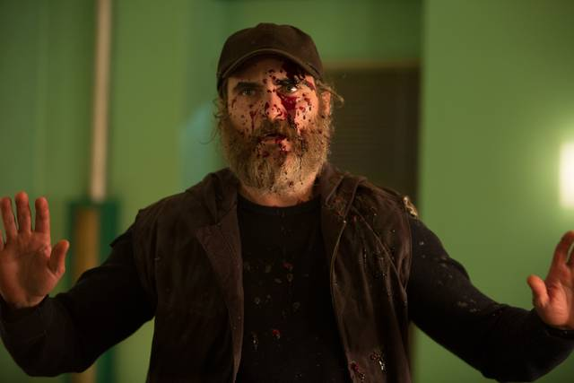 A Beautiful Day - You Were Never Really Here Joaquin Phoenix foto dal film 9