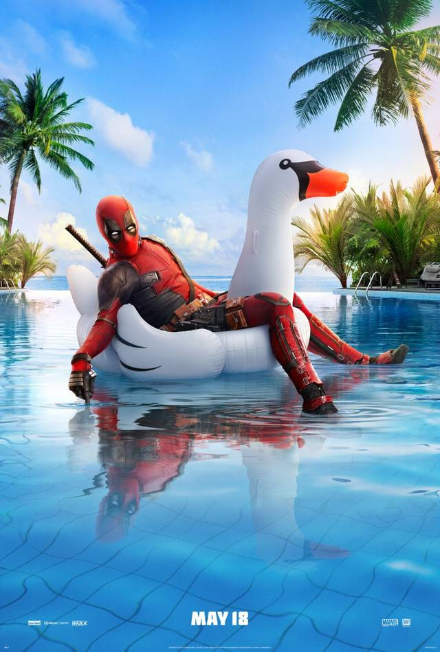 Deadpool 2 Teaser Poster USA 2