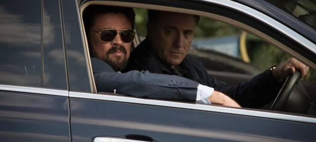 Bent Andy Garcia Karl Urban foto dal film 1