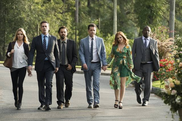 Tag_Isla Fisher Jon Hamm Ed Helms Annabelle Wallis Jake Johnson Hannibal Buress_foto dal film 1