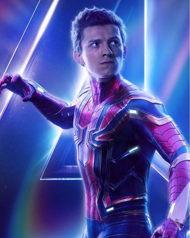 Avengers-Infinity-War-Iron-Spider-solo-poster