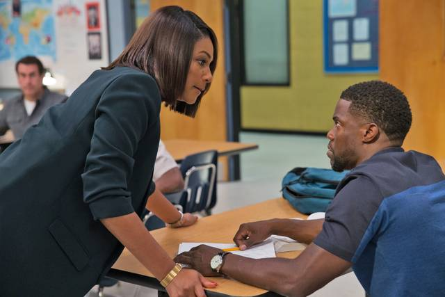 Night School Kevin Hart Tiffany Haddish foto dal film 1