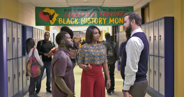 Night School Kevin Hart Tiffany Haddish foto dal film 2