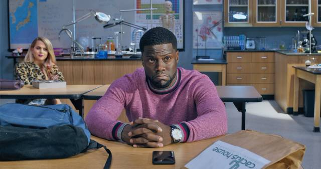 Night School Kevin Hart foto dal film 3