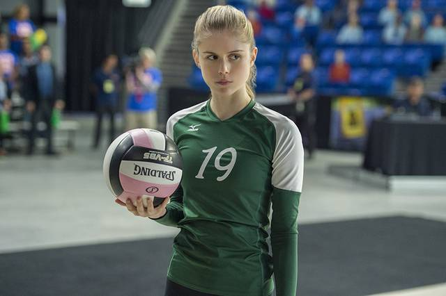 The Miracle Season Erin Moriarty foto dal film 2