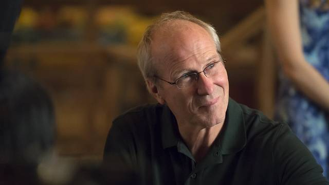 The Miracle Season William Hurt foto dal film 1