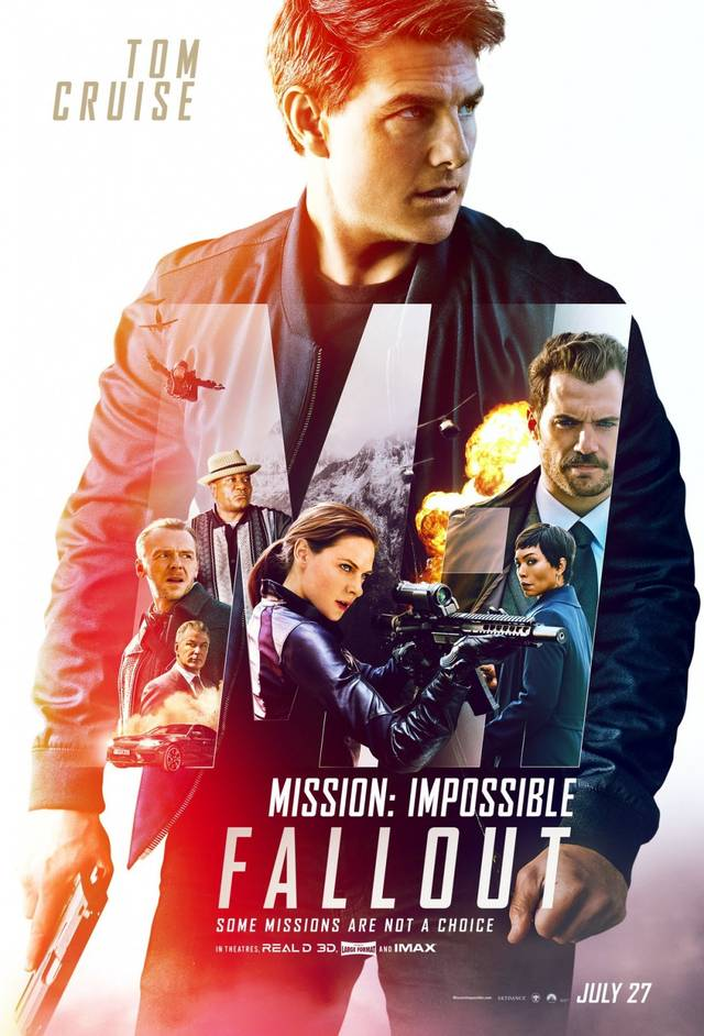 Mission Impossible - Fallout Teaser Poster USA 1
