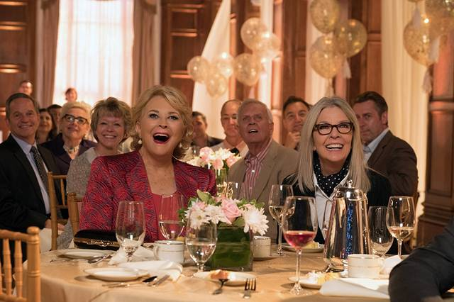 Book Club Candice Bergen Mary Steenburgen foto dal film 2