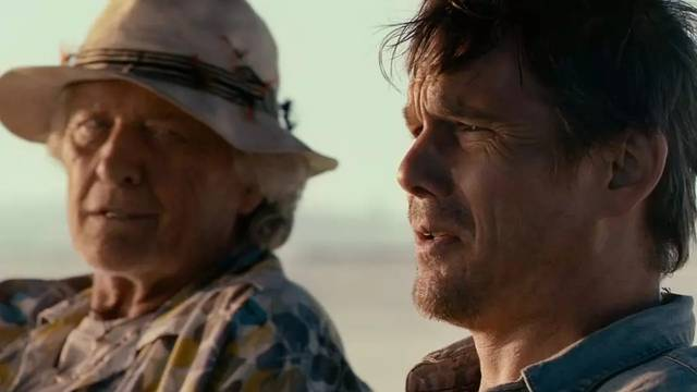 24 Hours to Live Ethan Hawke Rutger Hauer foto dal film 2