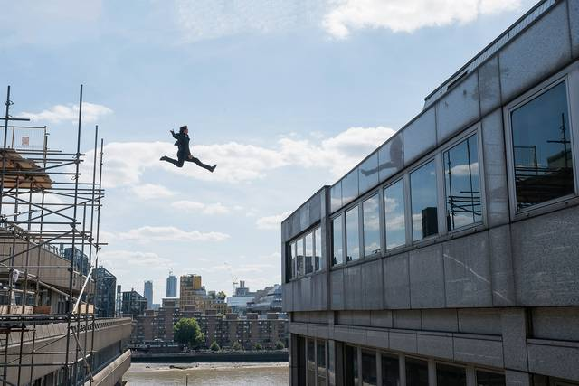 Mission Impossible - Fallout Tom Cruise foto dal film 10