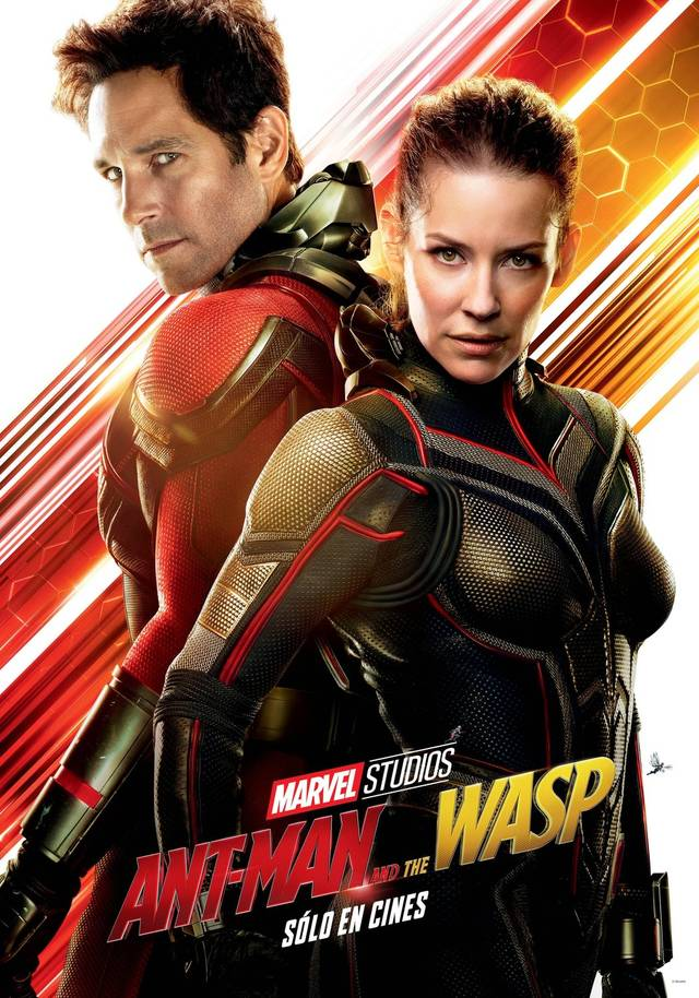 Ant-Man and the Wasp Teaser Poster Internazionale
