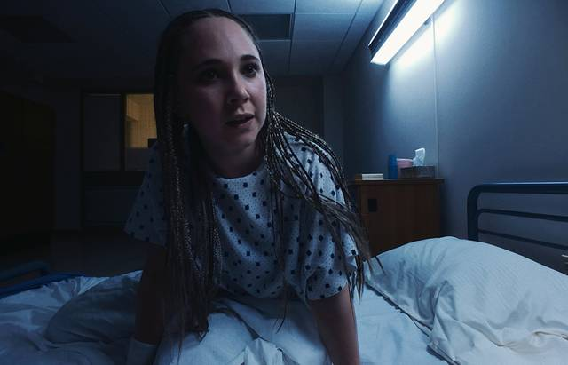 Unsane Juno Temple foto dal film 1