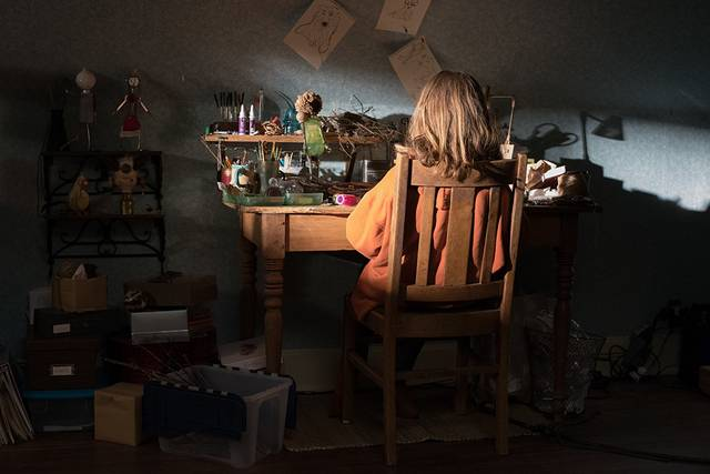 Hereditary Milly Shapiro foto dal film 5