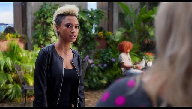 Pitch Perfect 3 Andy Allo foto dal film 12
