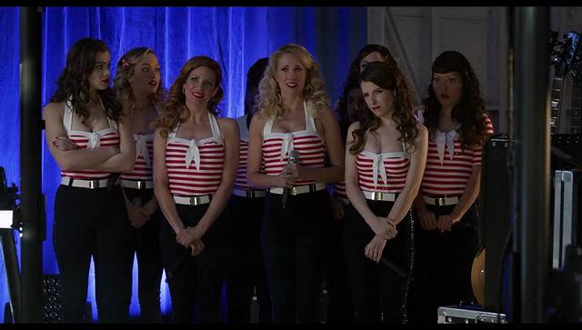 Pitch Perfect 3 Anna Kendrick Brittany Snow Anna Camp Hana Mae Lee Hailee Steinfeld Kelley Jakle foto dal film 3
