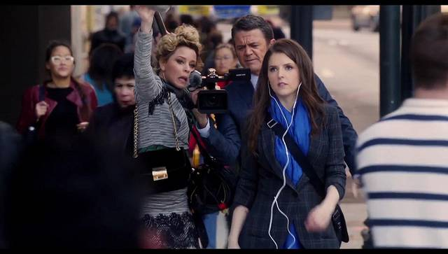 Pitch Perfect 3 Elizabeth Banks John Michael Higgins Anna Kendrick foto dal film 1