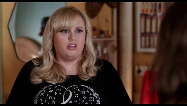 Pitch Perfect 3 Rebel Wilson foto dal film 16
