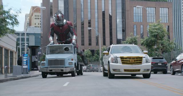 Ant-Man and the Wasp_Paul Rudd_foto dal film 2