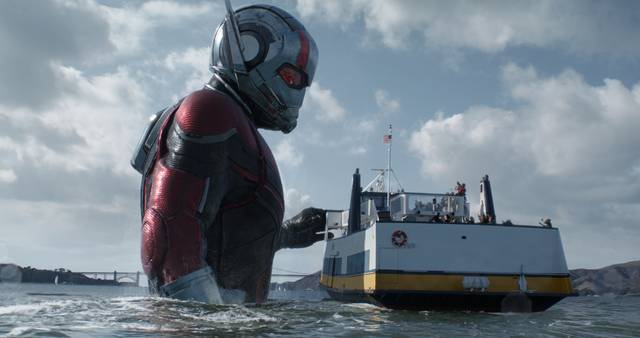 Ant-Man and the Wasp_Paul Rudd_foto dal film 6