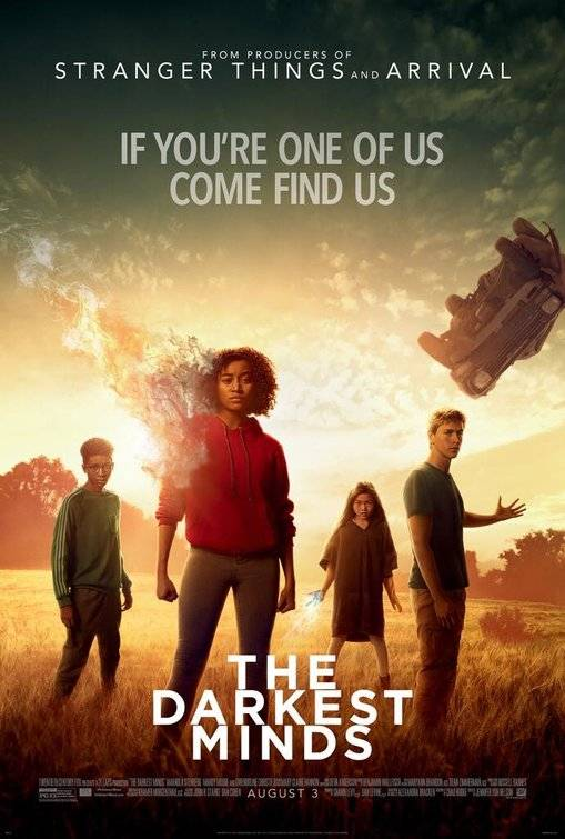 Darkest Minds Poster USA