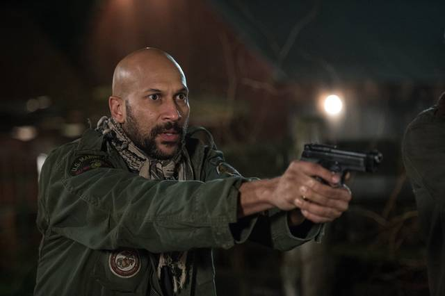 The Predator Keegan-Michael Key foto dal film 8