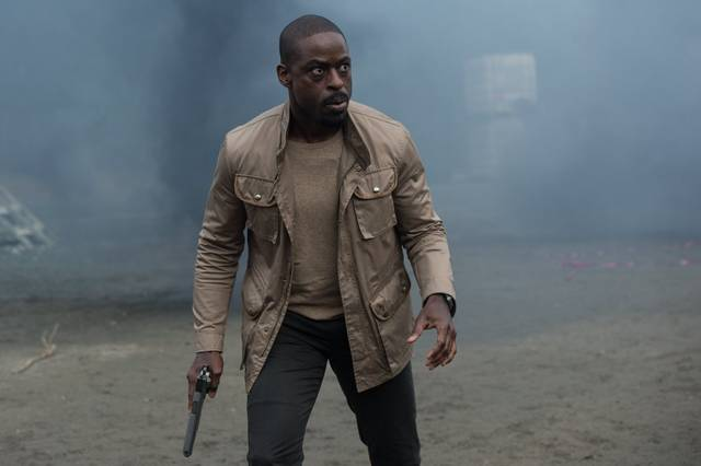 The Predator Sterling K. Brown foto dal film 6