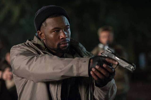 The Predator Trevante Rhodes foto dal film 3