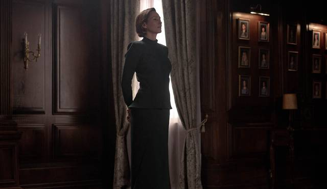 Dark Hall Uma Thurman foto dal film 3