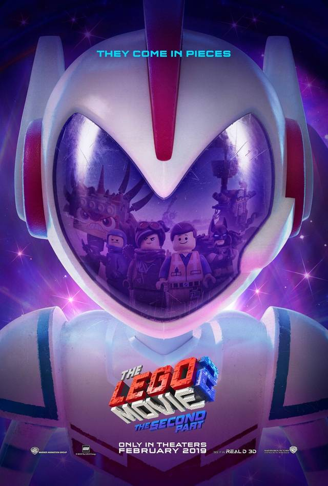 The LEGO Movie 2 Teaser Poster USA