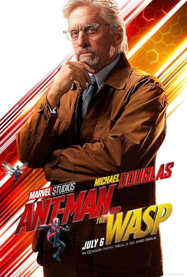 Ant-Man and the Wasp Teaser Character Poster USA 5
