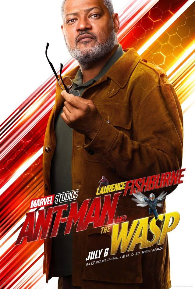 Ant-Man and the Wasp Teaser Character Poster USA 6
