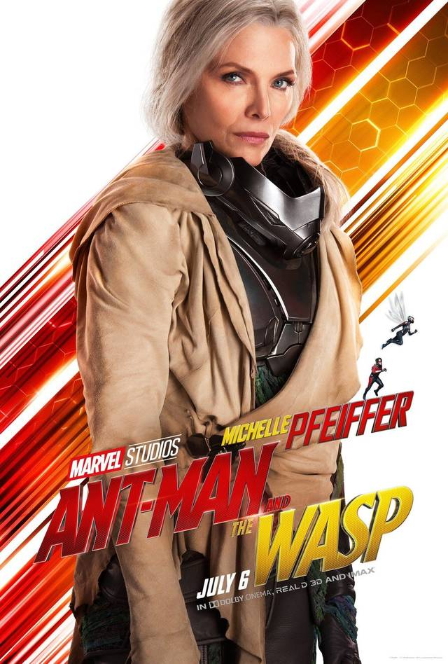 Ant-Man and the Wasp Teaser Character Poster USA 7