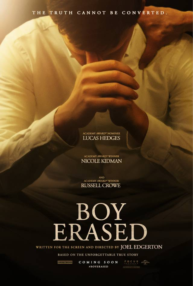Boy Erased_Teaser Poster USA