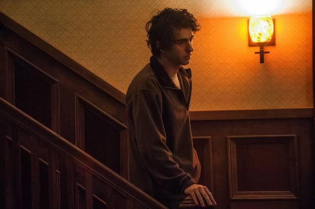 Hereditary Alex Wolff foto dal film 2