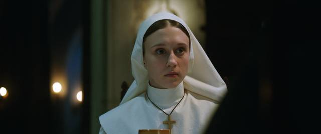 The Nun – La vocazione del male_Taissa Farmiga_foto dal film 1