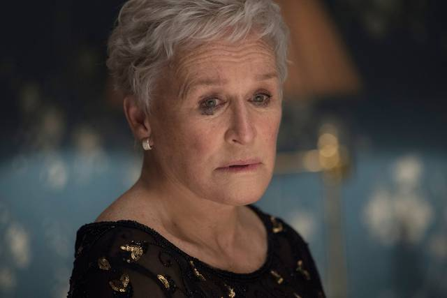 The Wife - Vivere nell'ombra Glenn Close foto dal film 1
