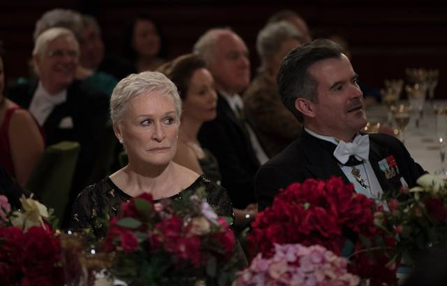The Wife - Vivere nell'ombra Glenn Close foto dal film 4