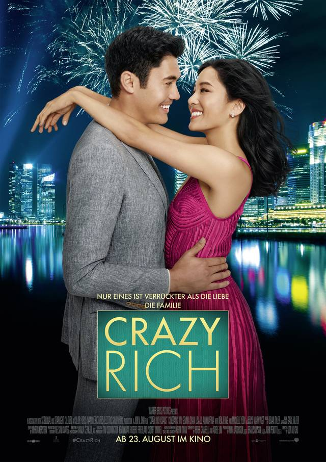 Crazy & Rich Poster Germania