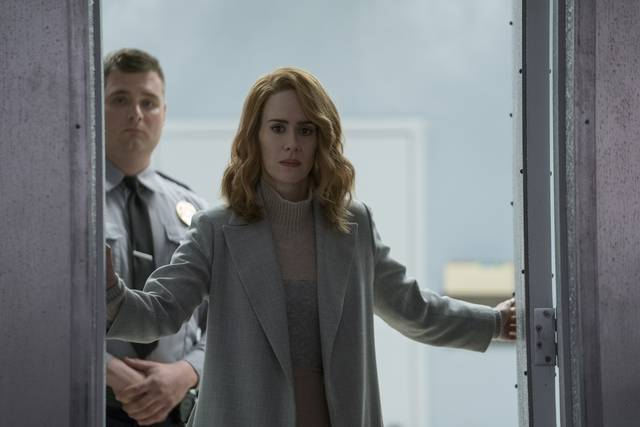 Glass Sarah Paulson foto dal film 7