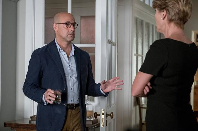 The Children Act - La ballata di Adam Henry Emma Thompson Stanley Tucci foto dal film 1