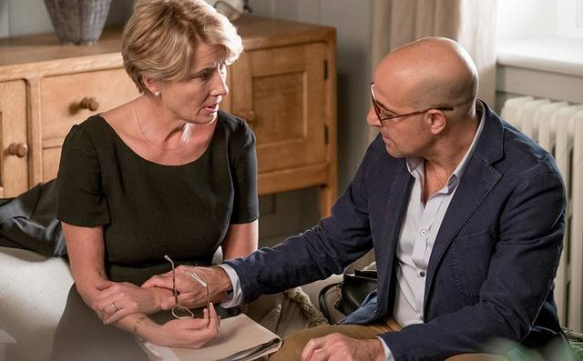 The Children Act - La ballata di Adam Henry Emma Thompson Stanley Tucci foto dal film 2