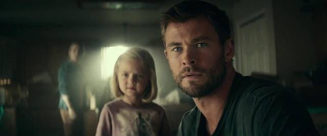 12 Soldiers Chris Hemsworth foto dal film 5