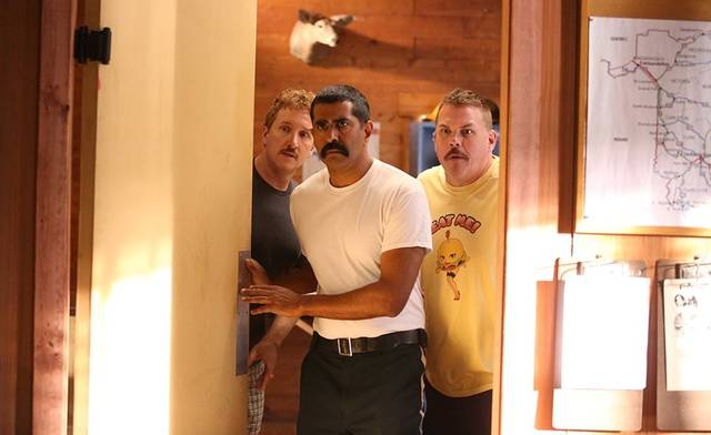 Super Troopers 2 Jay Chandrasekhar Paul Soter Kevin Heffernan foto dal film 5