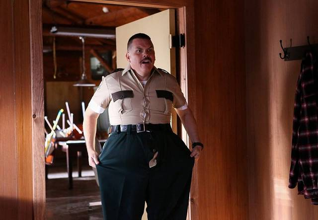 Super Troopers 2 Kevin Heffernan foto dal film 7
