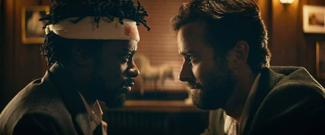 Sorry to Bother You Armie Hammer Lakeith Stanfield foto dal film 2