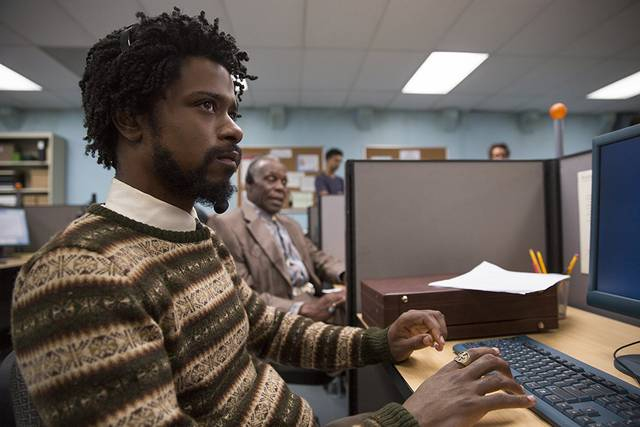 Sorry to Bother You Danny Glover Lakeith Stanfield foto dal film 1